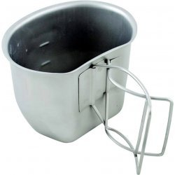 Crusader cup canteen
