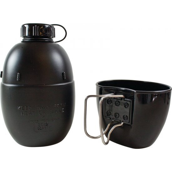 BCB waterbottle & mug