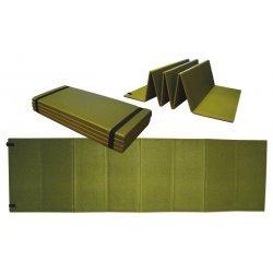 Sleep-lite folding sleeping mat
