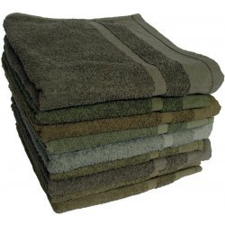 Towel Dutch army green
