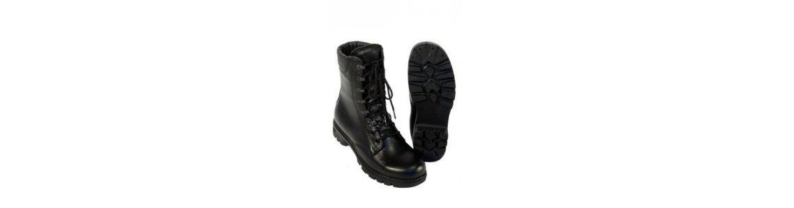Army boots & socks