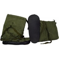 Gaiters Dutch army green