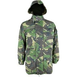 Parka bilaminate Dutch Army camouflage