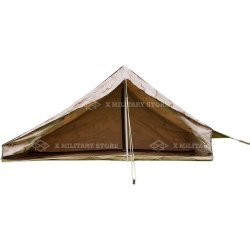 Pup tent 1 man Dutch army camouflage Dutch 3 color desert