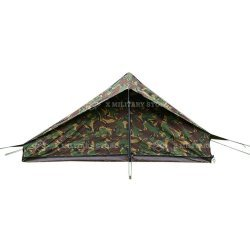 Pup tent 1 man Dutch army camouflage Dutch DPM woodland