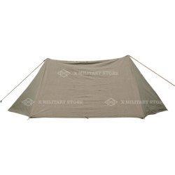 Pup tent 2 man Dutch army green