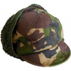 Winter cap Dutch army