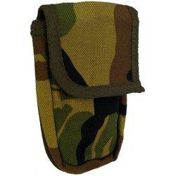 Pocket knife bag Dutch army camouflage